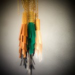 Leather Tassel Necklaces